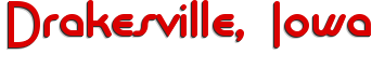 Drakesville business directory logo